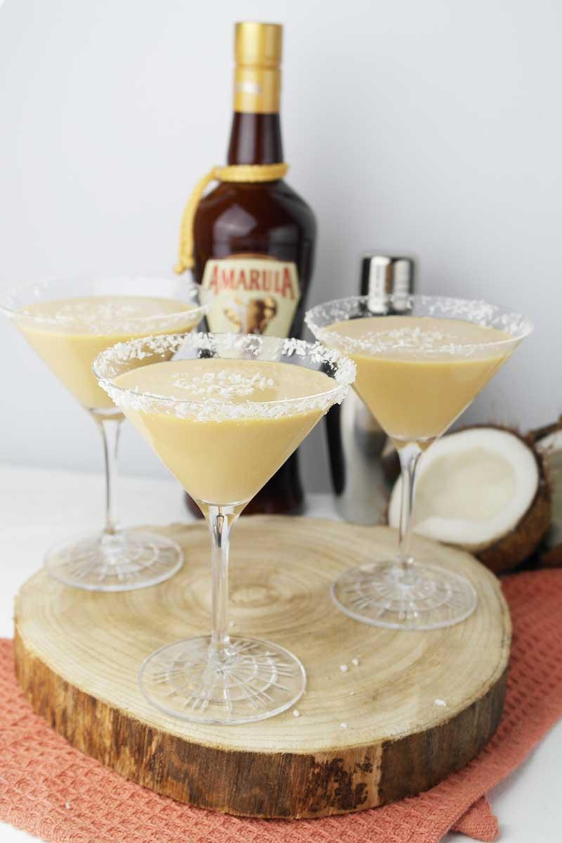 Amarula Kokosnuss Mango Kuss