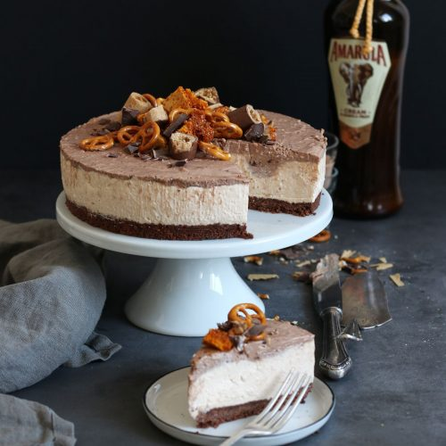 Amarula no bake Cheesecake
