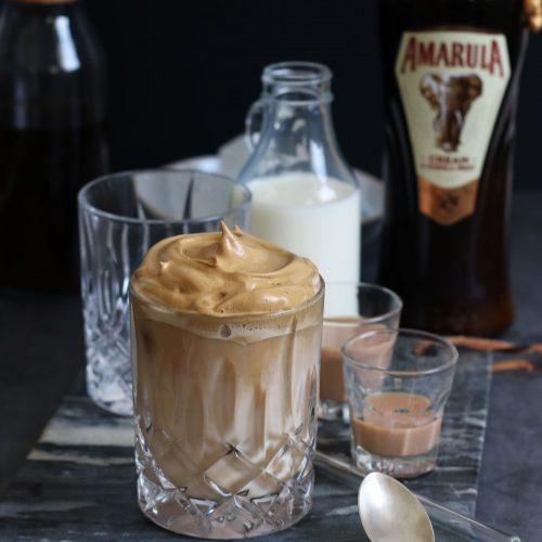 Amarula Dalgona Coffee